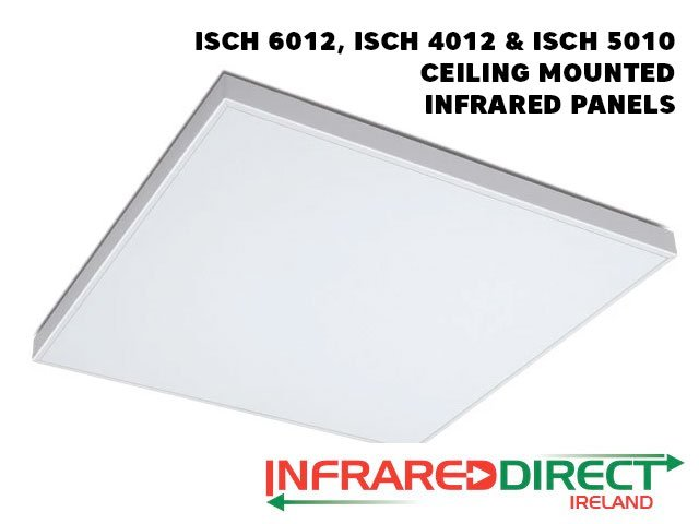 Ceiling Mounted Infrared Panels
